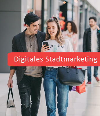 unilab Digitalisierung - Digitales Stadtmarketing mittels Shopping-App